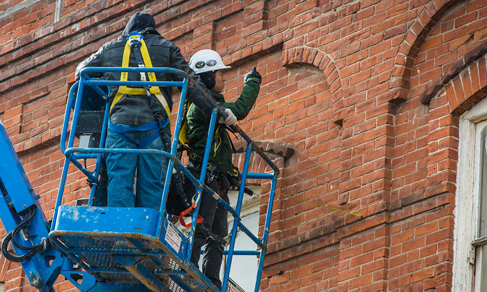 Preserving Downtown Georgetown one brick at a time. image